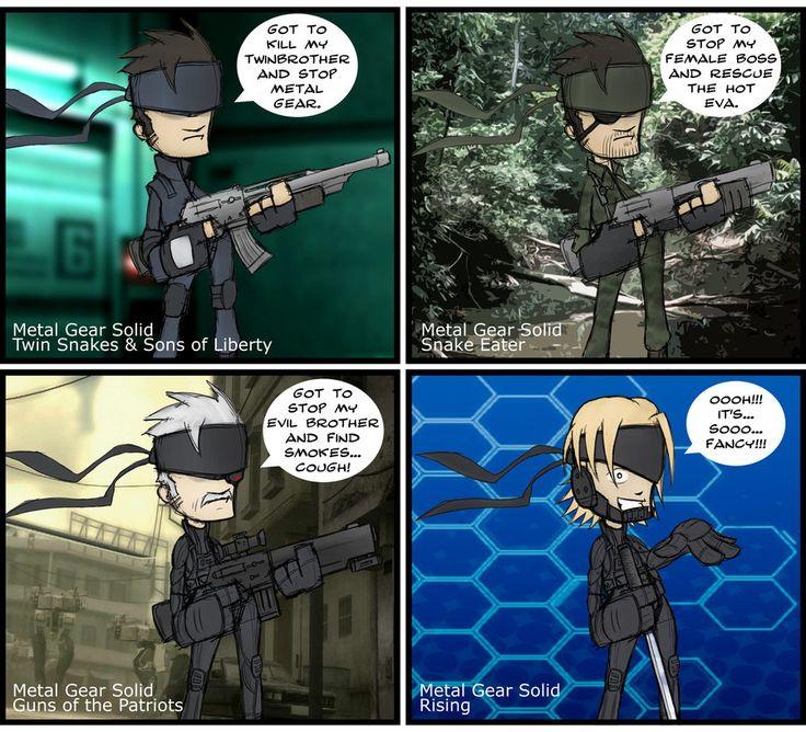 Evolution of Metal Gear games #MetalGearSolid #mgs #MGSV #MetalGear #Konami #cosplay #PS4 #game #MGSVTPP