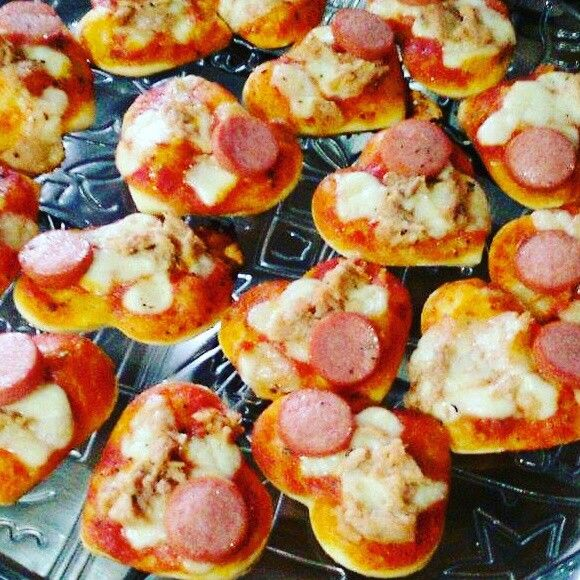 Cuori di pizzette