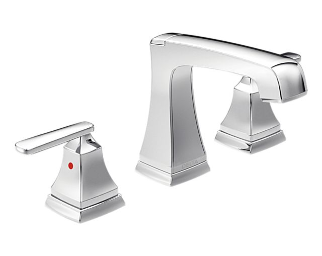 3564-MPU-DST                                        Ashlyn   Two Handle Widespread Lavatory Faucet - Metal Pop-Up