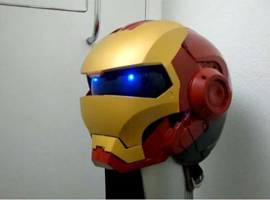 The Tigerpause444 Custom #Motorcycle #Helmets Will Solidify Your Nerd Status trendhunter.com