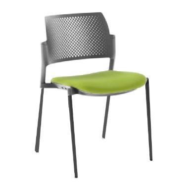 9 best sillas de visita images on pinterest sillas - Silla sin respaldo ...