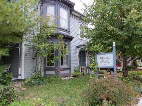 Hillsdale House B&B, Bloomfield, Prince Edward County, Ontario