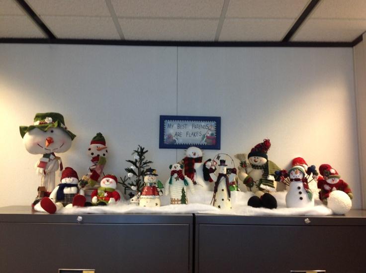 January decorations at work winter wonderland pinterest