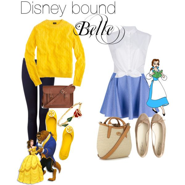 Disney bound belle