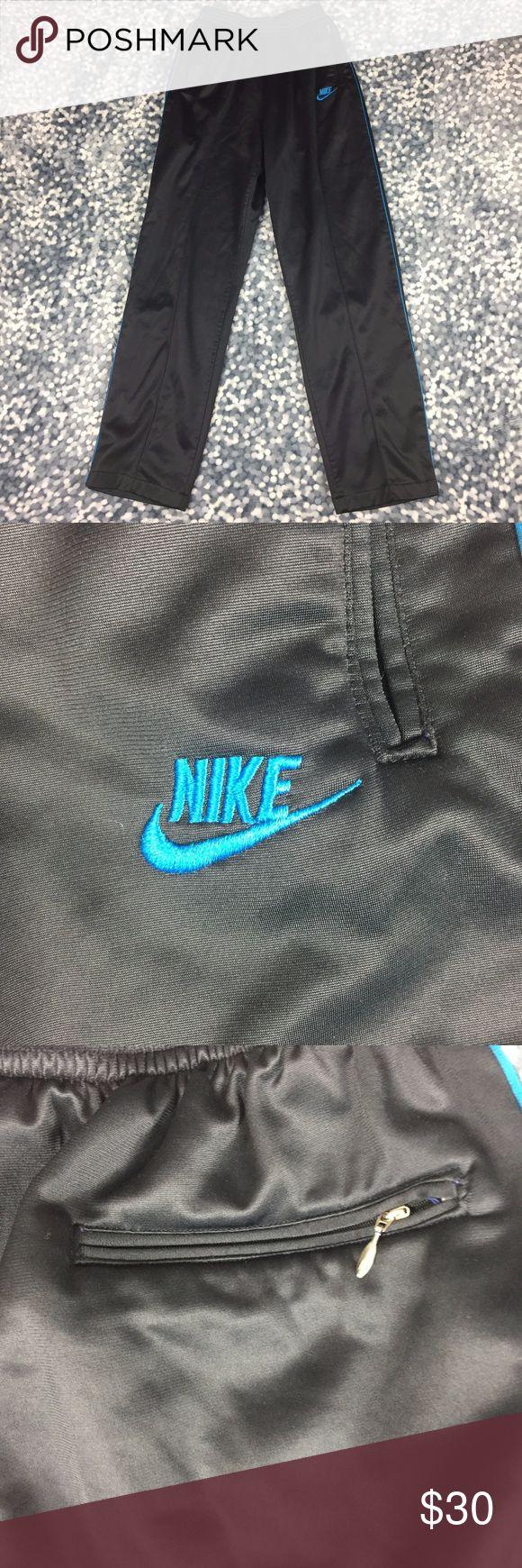 Nike Fleece Lined Athletic Sports Long Pants 247C5 Nike Fleece Lined Athletic Long Pants Men's Large Sweat Basketball Track Warmup. Nike Pants Sweatpants & Joggers