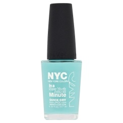 NYC Nails Minute Dry Polish!