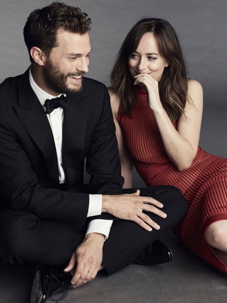 Jamie Dornan And Dakota Johnson - Nino Munoz Photoshoot http://www.everythingjamiedornan.com/  http://www.everythingjamiedornan.com/gallery/thumbnails.php?album=431