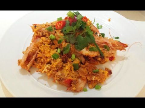 How to Cook Jackie M's Prawns with Butter Sauce