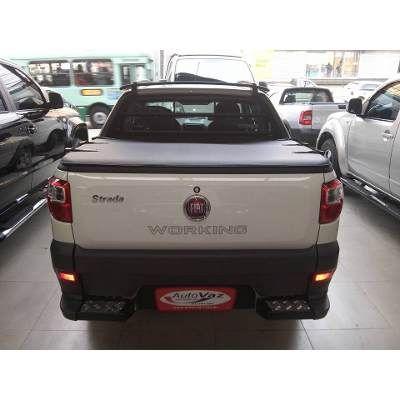Fiat Strada 1.4 Working 3 Portas Cabine Dupla 2016 0km - Ano 2016 - 0 km - no MercadoLivre