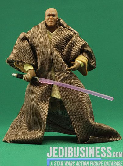 Mace Windu (Jedi vs. Darth Sidious 5-Pack - The Saga Collection, 2006)