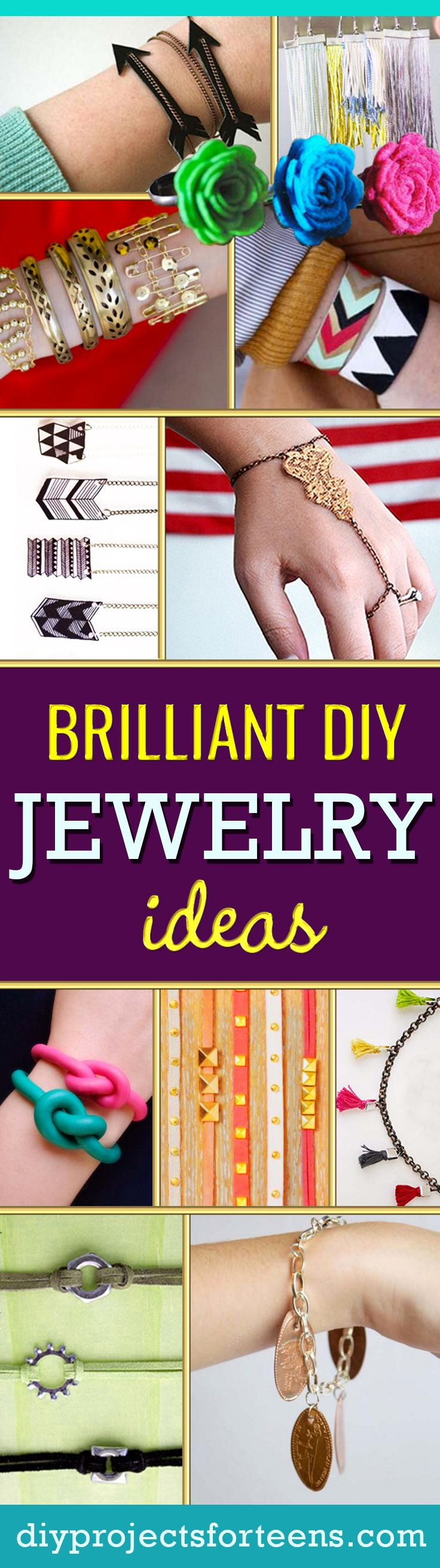 Uncategorized Craft Ideas Step By Step Instructions 32 best diy jewelry images on pinterest projects homemade 36 fun ideas