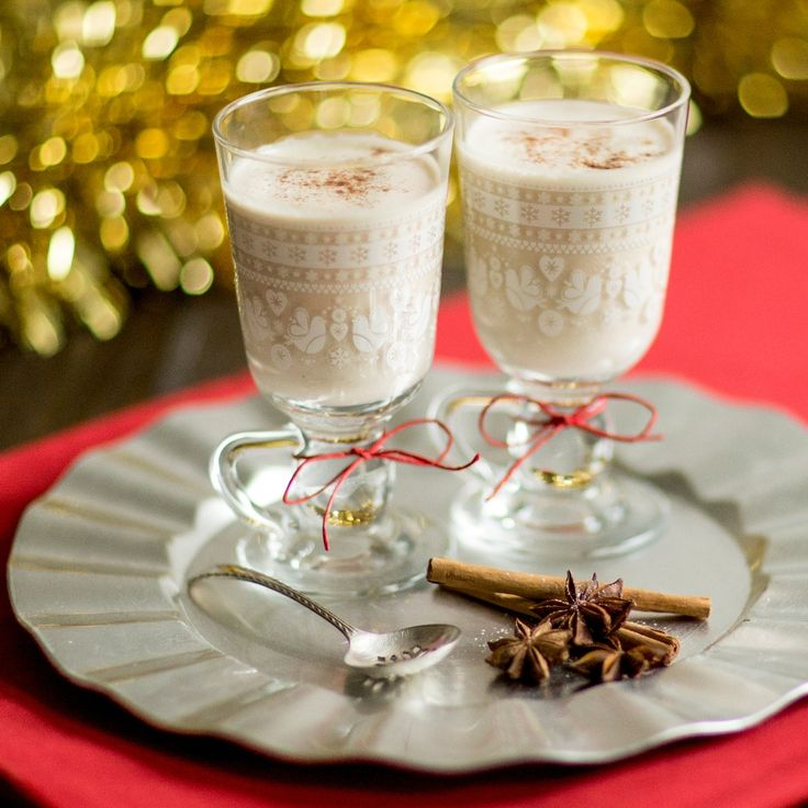 This Egg Nog Recipe is a delicious warming cocktail and is ideal to serve at the end of a Christmas dinner party.