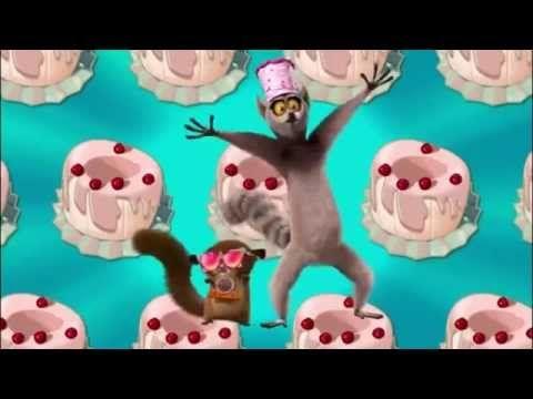 Cake O Clock King Julien