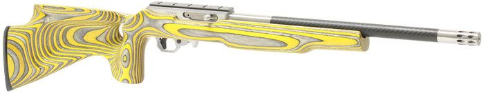 Ruger 10/22  Lightweight with Yellow TH Stock