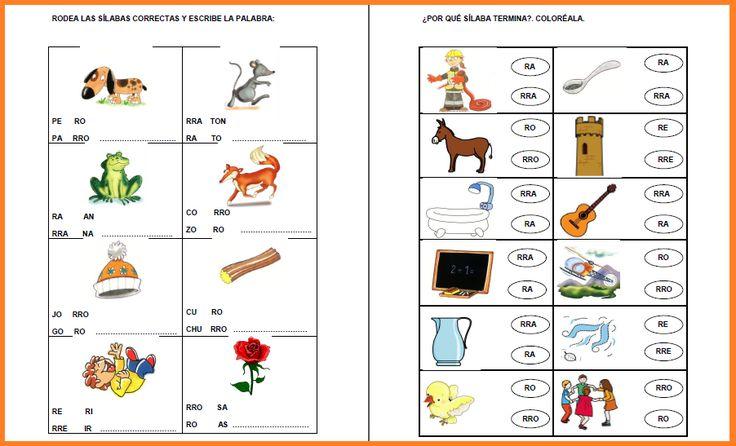 Discriminación de los fonemas r – l – d, s – z | Blog Isabel Menéndez Benavente. Clínica de psicología