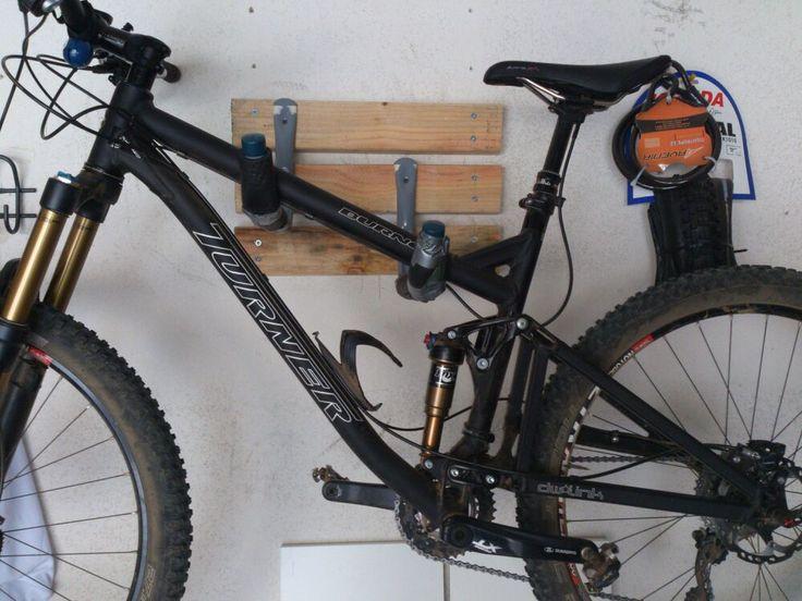 Garage bike storage... I need ideas - Page 4- Mtbr.com