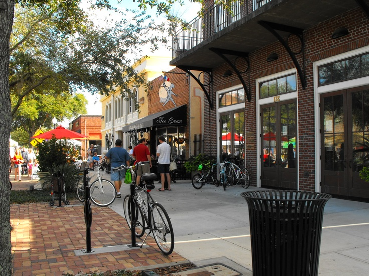 Downtown Winter Garden Fl This Is The Home That I Love