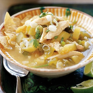Mean Green Chicken Tortilla Soup Takes Chicken Soup To New Heights Http