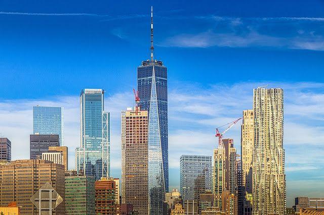 من أجمل ابراج نيويورك Empire State Building Empire State Landmarks