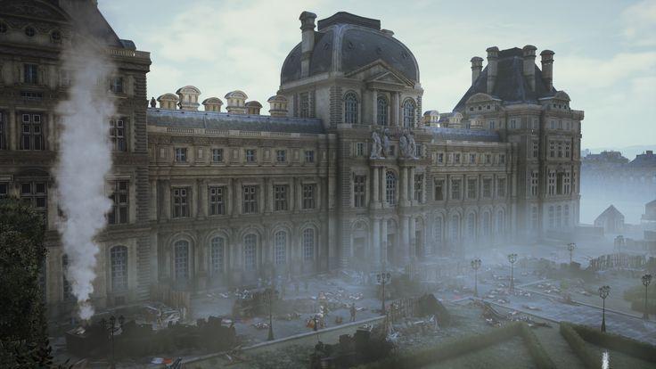 AC Unity - Tuileries Palace
