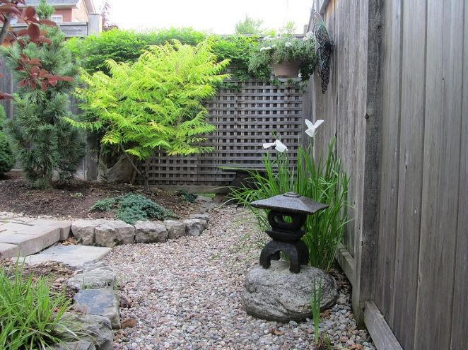 Backyard garden layout - Meditation Garden Exterior Design Pinterest