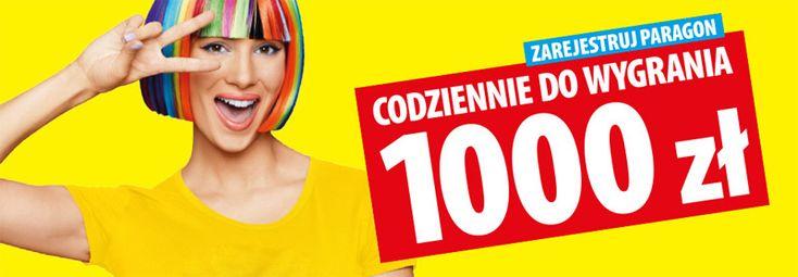 Loteria Media Expert 1000 zł codziennie   Zgarniajto.pl