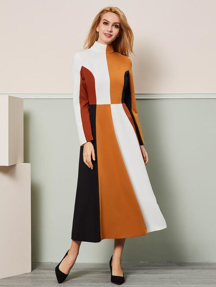 Material: Polyester; Sleeve Length: Long Sleeve; Neckline: Turtleneck