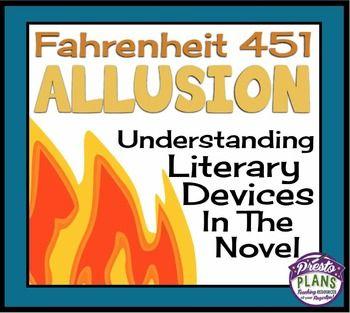 001 FAHRENHEIT 451 ALLUSION Literary Devices in Ray Bradbury