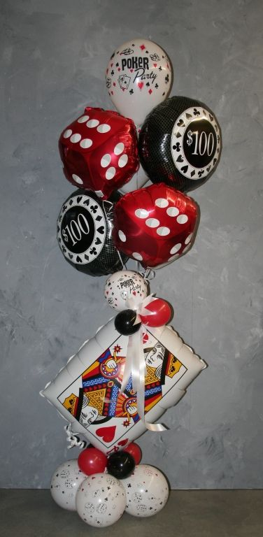 277 Best Images About Casino Party Ideas On Pinterest