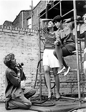 Twiggy (e gli anni '60) alla riscossa - VanityFair.it