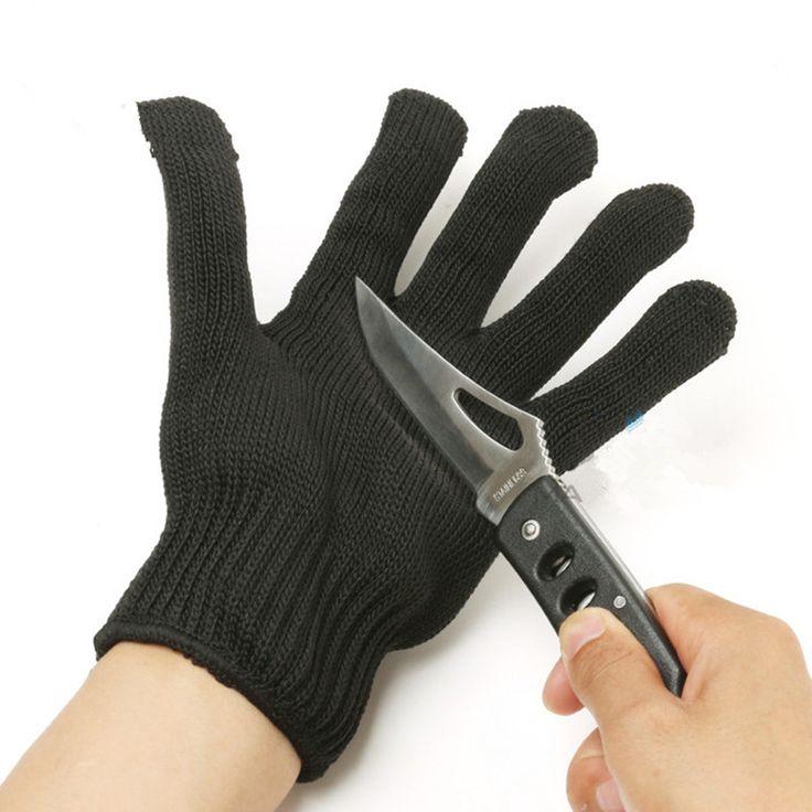 Maxcatch Durable Protective Right Hand Fishing Glove Tuff-Knit Yarn Anti-cut Fishing Glove