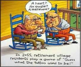 Funny cartoon - Old people - Jokes, Memes & Pictures