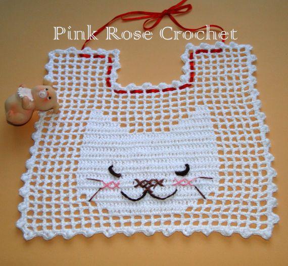 Babador+Gatinho+Dorminhoco+Crochet+Bib2.png (570×525)