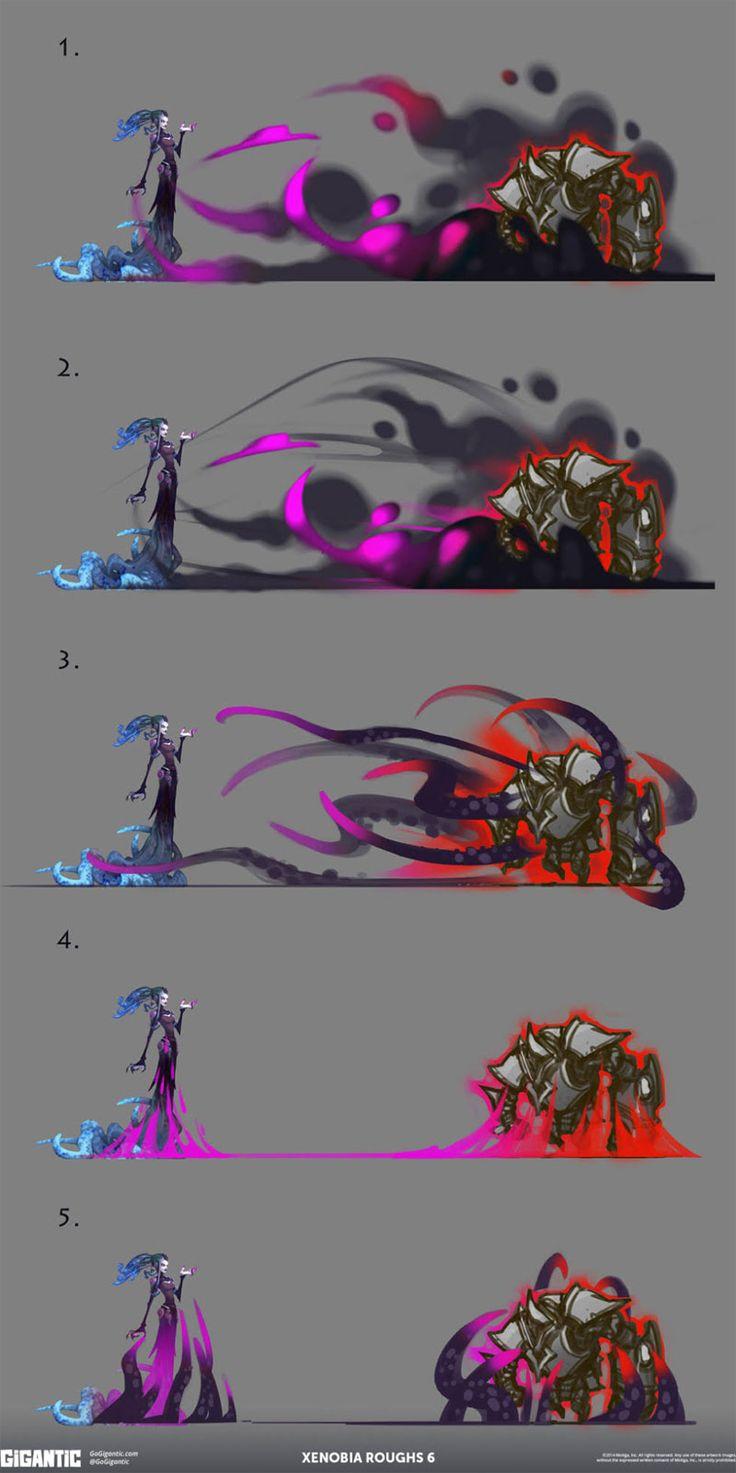 Epic Anime Wallpaper Gigantic 10 Animation Pinterest Concept Art Art E