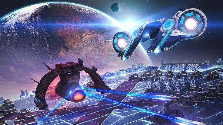 RTS / Tower Defense Hybrid Comet Crash 2 Hits PS4 August 8 #Playstation4 #PS4 #Sony #videogames #playstation #gamer #games #gaming