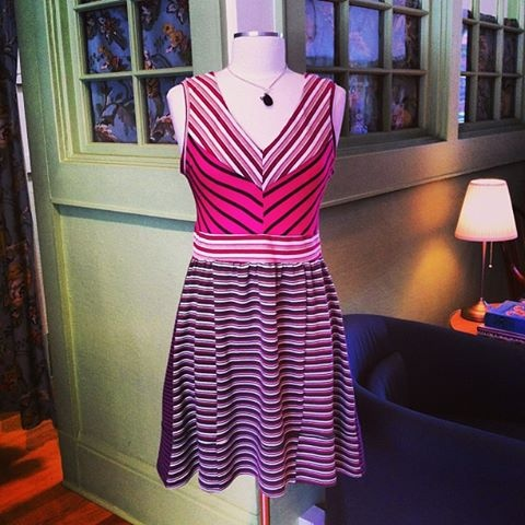 It's a beautiful day for a sundress! Val #dress by #Preloved $124