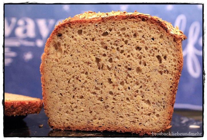 Sauerteig-Mischbrot glutenfrei brotbackliebeundmehr Foodblog