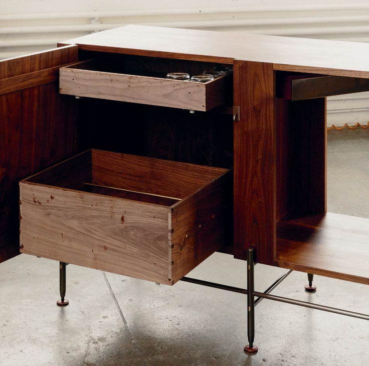 Mixing desk: the making of Handmade 2015's home bar, by Mark Albrecht Studio | Design | Wallpaper* Magazine