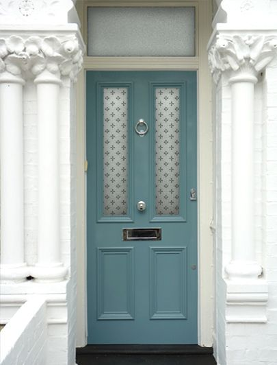 Front door idea - Philip Bradbury Glass