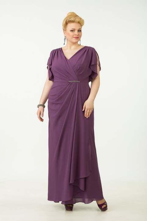 Noche y el cóctel vestidos para las mujeres mayores de empresa bielorrusa Tetra Bell. verano 2015