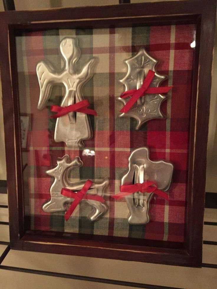 Crazy.....I have all 4 of these cookie cutters. Given to me from my mom!