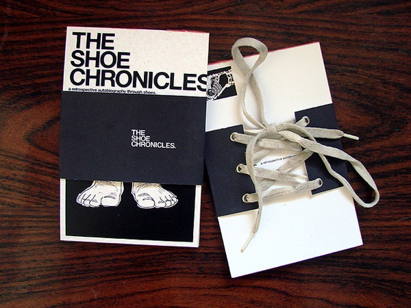 The Shoe Chronicles postcards