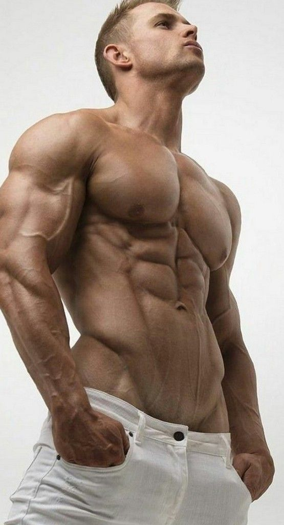 horny body builder needs dick nipped the nipple