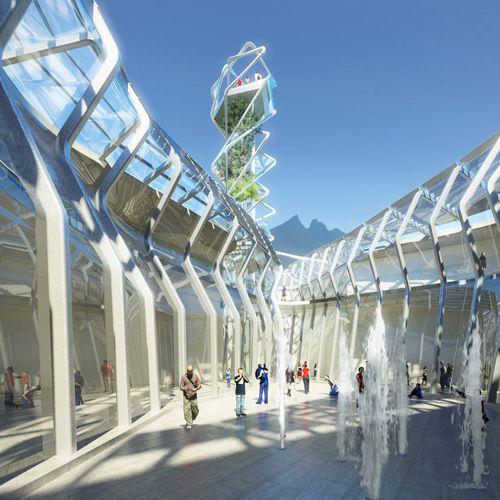 Museo Interactivo para Niños en Monterrey / Iñaki Echeverría (1)