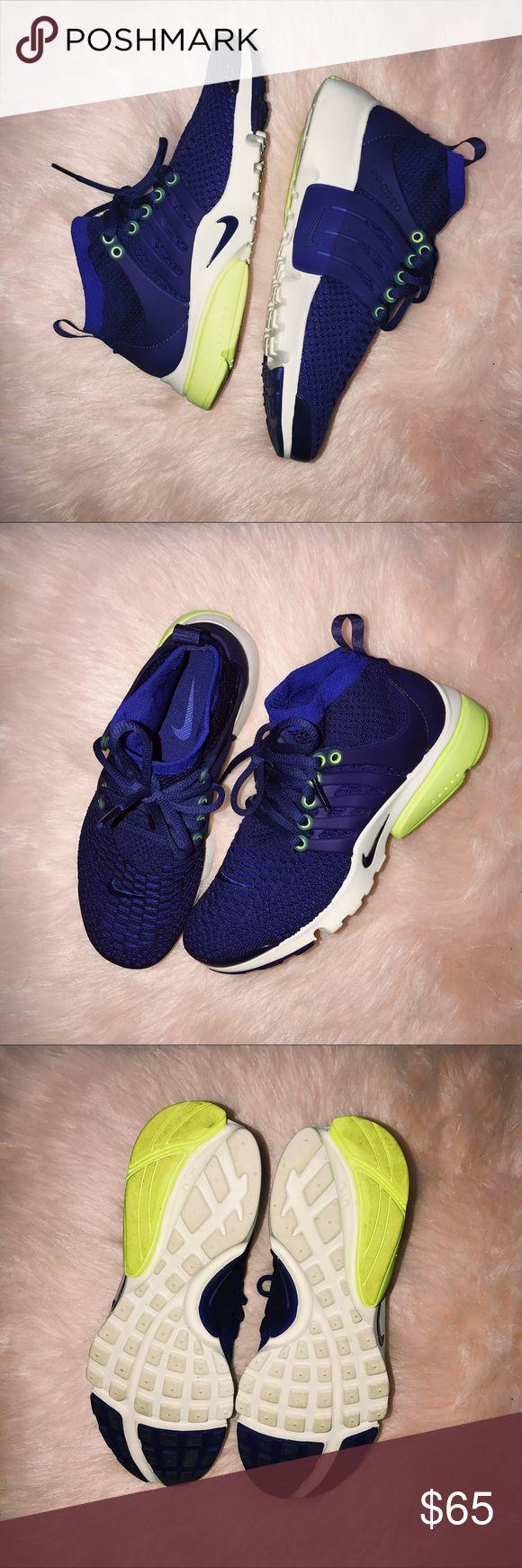 Nike Air Presto Flyknit Ultra, Sz 6 Nike Air Presto Flyknit Ultra in Deep Royal Blue women's shoes - great condition. /// #nike #vans #fashion #sneakers #shoes #converse #puma #adidasoriginals #newbalance #gucci #fitness #airmax #nikeairmax #adidassuperstar #supreme  #ootd #superstar #sport Nike Shoes Sneakers
