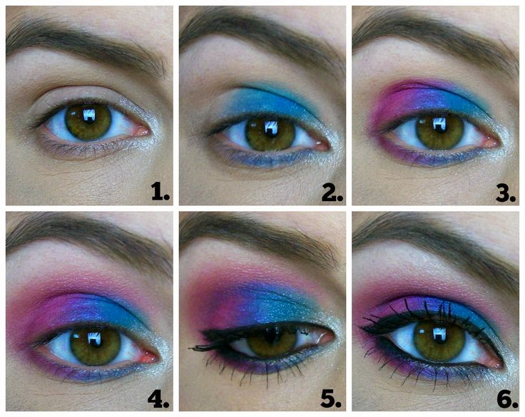 #ElectricChallenge Day 1: Cool Blue & Berry