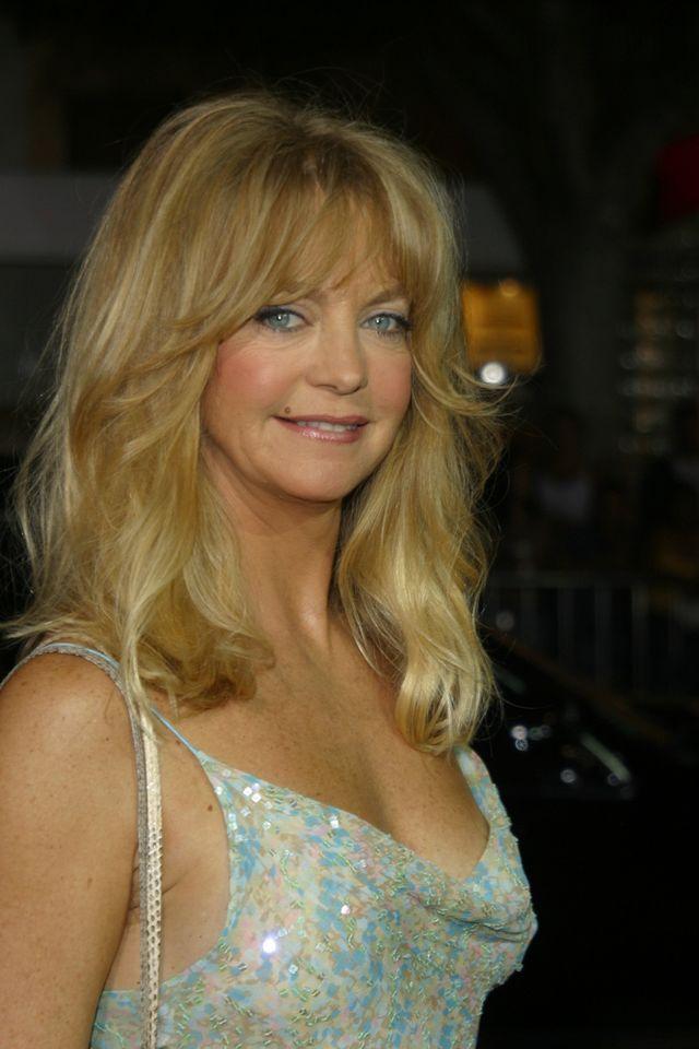 Goldie Hawn Hairstyle  Operacje Plastyczne Zupenie -4396