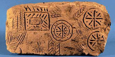 Museo Nazionale Archeologico di Nuoro, concio di coronamento del nuraghe di Nurdole di Orani, trasformato in luogo di culto
