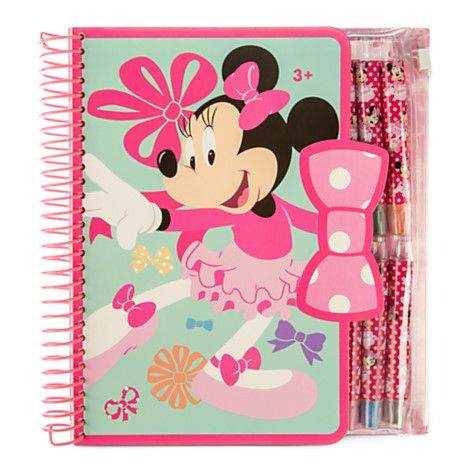 Disneystore Minnie Mouse Coloring