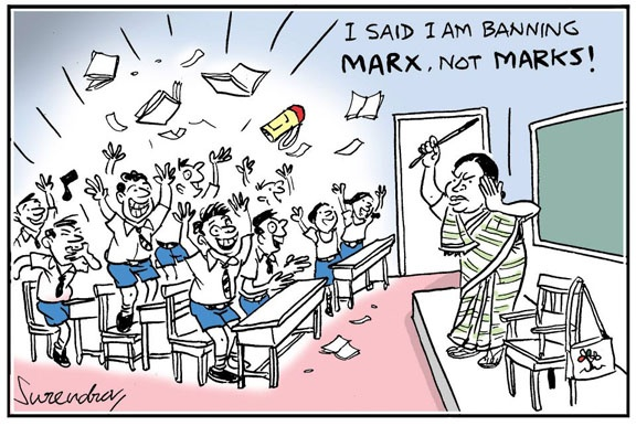 ONLINE CARTOON EXHIBITION: Cartoons - Mamta Banerjee http://j.mp/I1zmxT